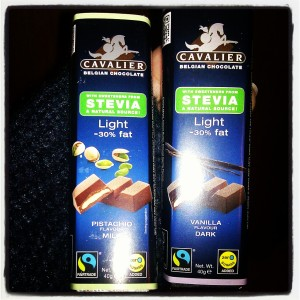 Cavalier light med stevia