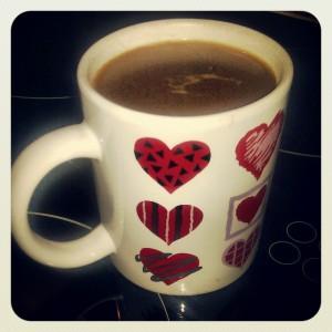kaffekoppen min